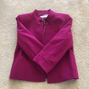 Tahari Fuscia Women's Blazer